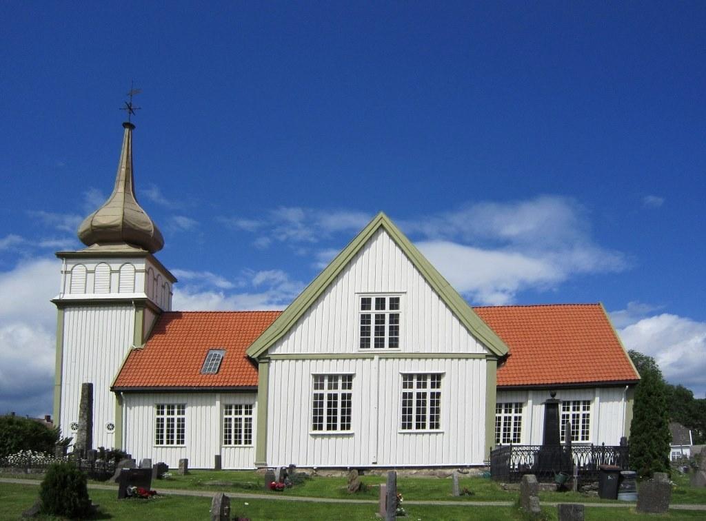 Vinger kirke 1