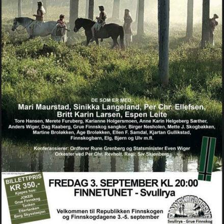 Finnskogdagene 2021