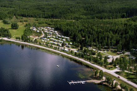 Sigernessjøen camping
