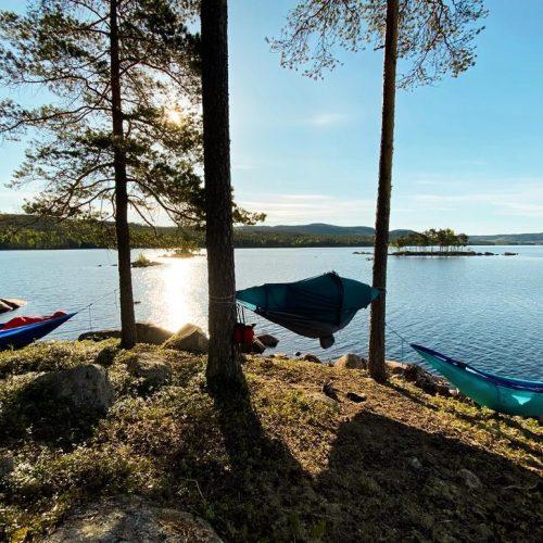 Explore Finnskogen camp