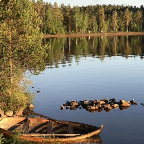 Finnskogstua